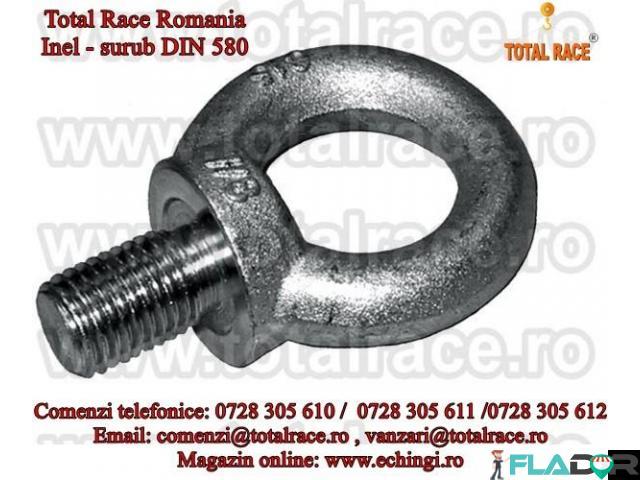 DIN 580 - Inel de ridicare - 2/4