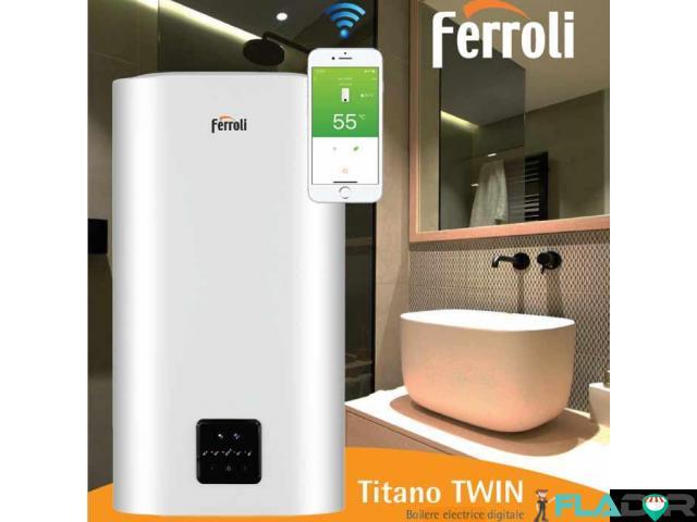 Boiler Electric Titano Twin Ferroli 50 - 2/2