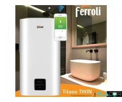 Boiler Electric Titano Twin Ferroli 50