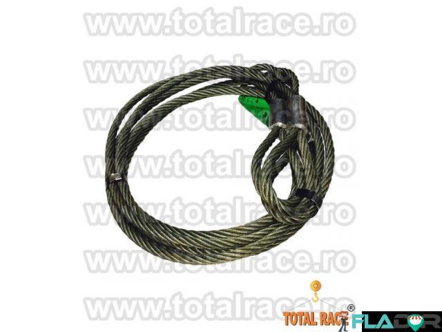 Cabluri legare cu capete mansonate  cu inima metalica - 2/4