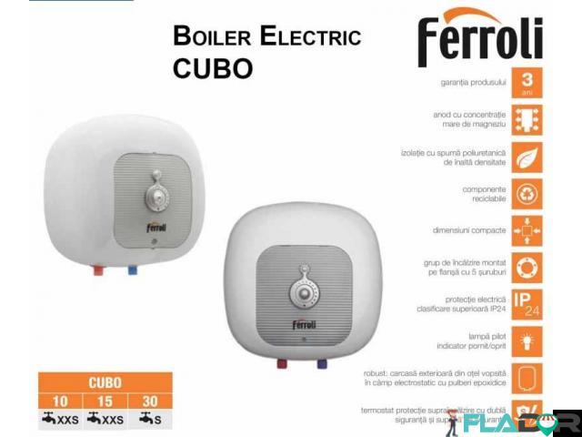 Boiler Electric Ferroli Cubo SG 10 - 3/5