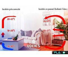 Panou Radiant Uden-s 500W Crin Auriu - Imagine 3/3