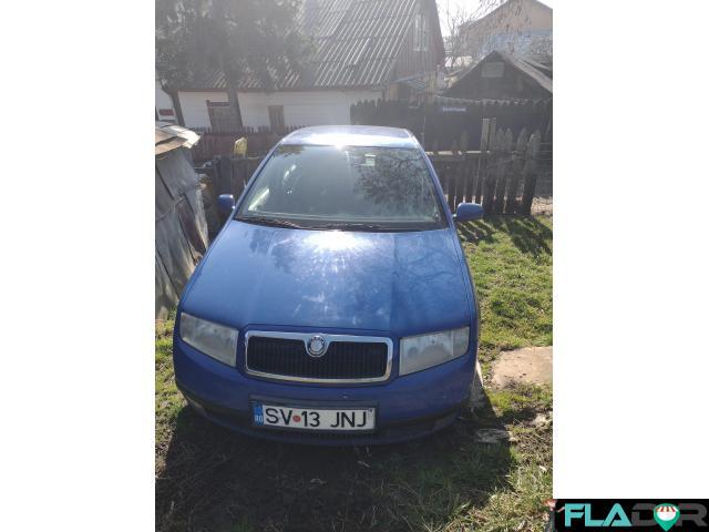 Skoda Fabia Diesel - 1/1