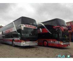 Transport persoane si colete Romania-Austria-Retur