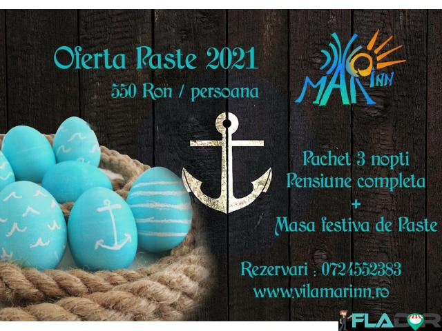 Oferta Paste -1Mai 2021 la Costinesti - 1/1