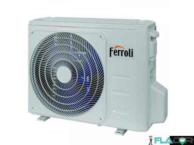 Aer Conditionat Ferroli Diamant S 9000 BTU control WiFi - 3/4