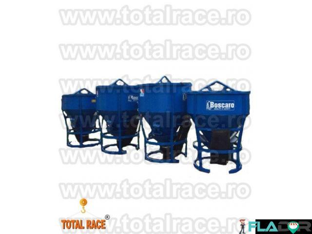 Cupe de beton productie Italia Total Race - 1/5