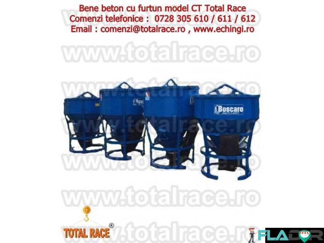 Cupe de beton productie Italia Total Race - 3/5