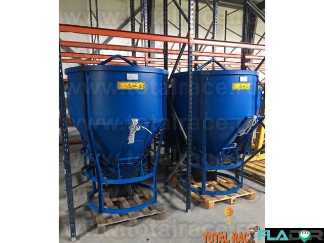 Cupe de beton productie Italia Total Race - 5/5