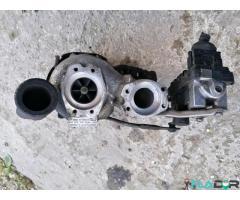 755300-5007S 7553000007 Turbosuflanta VW Touareg (7LA,7L6,7L7) 5.0 V10 TDI