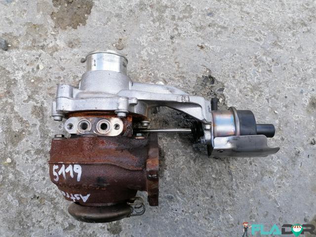 54389880013 54389700021 Turbosuflanta Jeeb Renegade Opel Astra J Astra K Insignia A Mariva B Mokka Z - 1/6