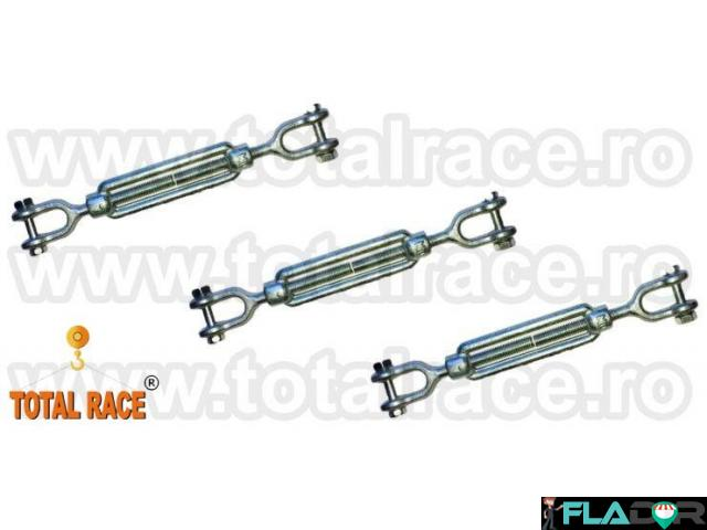 Intinzatoare cablu furca-furca tip F-F - 4/4