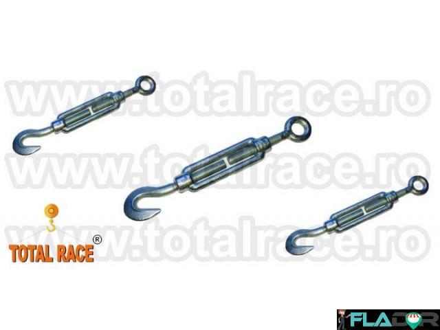 Intinzatoare cablu ochi-carlig ( tip O-C ) Total Race - 1/3