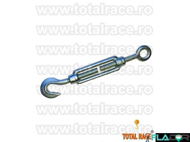 Intinzatoare cablu ochi-carlig ( tip O-C ) Total Race - 3/3