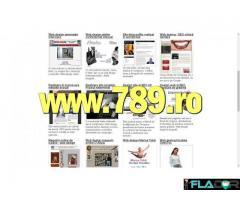 Pagini de internet, web design si SEO