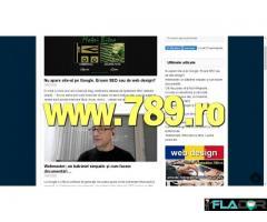Pagini de internet, web design si SEO - Imagine 4/5