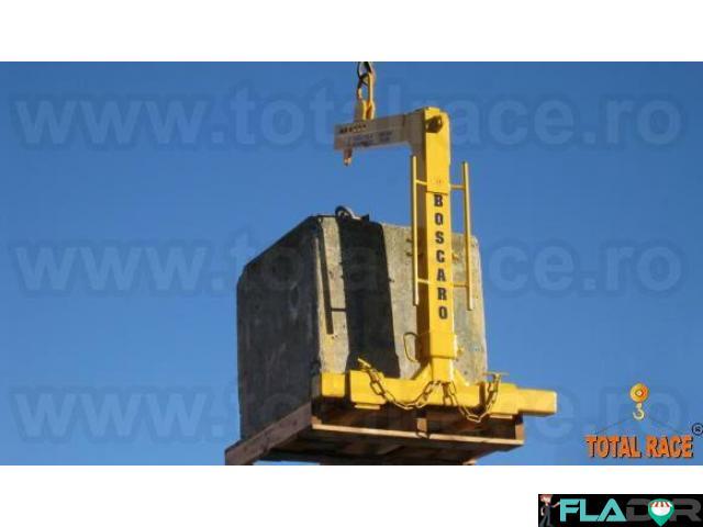 Echipamente de ridicare si manevrare paleti de caramida , BCA - 5/5