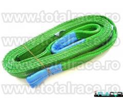 Chingi de ridicare cu urechi din fibra de poliester - Imagine 2/5
