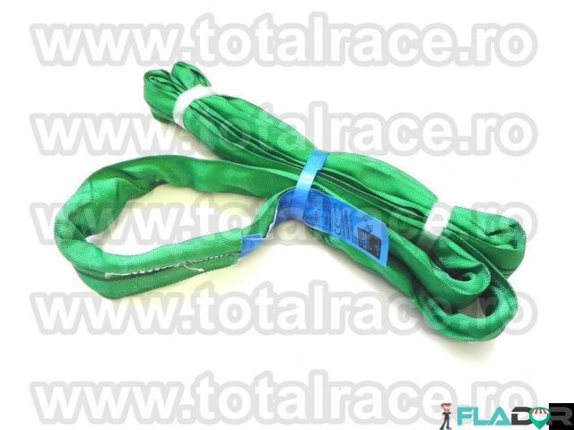 Chinga de ridicare marfa cu urechi sau circulare  Total Race - 2/5