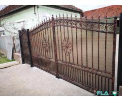 Porti metalice, panou gard, balustrade