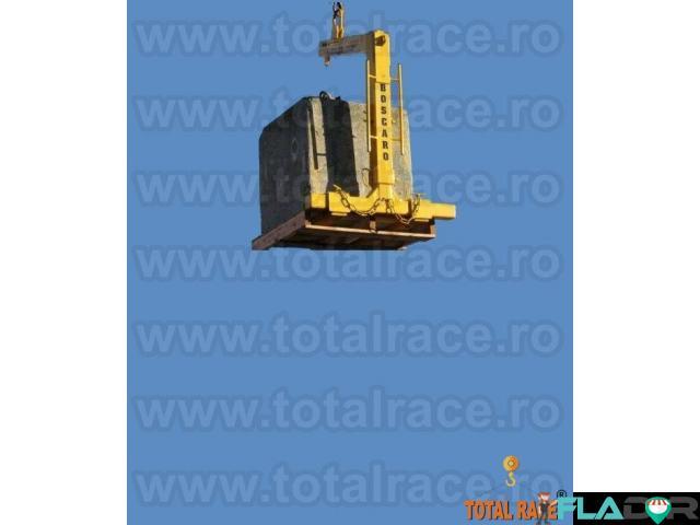 Furci macara profesionale oferite de Total Race - 2/4