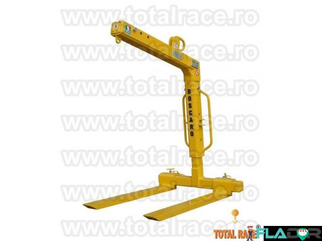 Furci macara productie Italia Total Race - 1/6