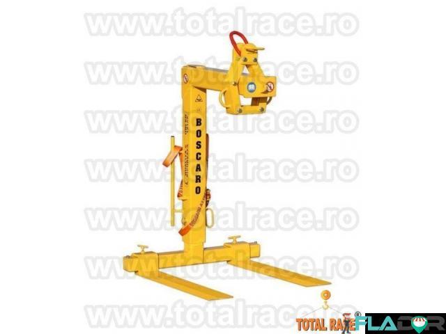 Furci macara productie Italia Total Race - 4/6