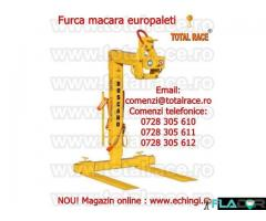 Furci macara productie Italia Total Race - Imagine 6/6