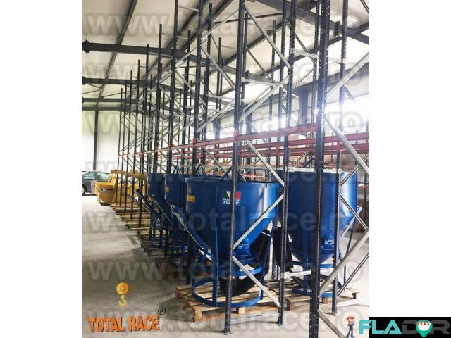 Cupe de beton productie Italia Total Race - 2/4