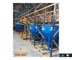 Cupe de beton productie Italia Total Race - Imagine 3/4