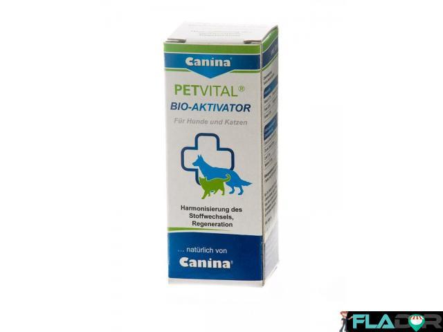 Bio-Activator Petvital Supliment nutritiv pentru caini si pisici - 1/1