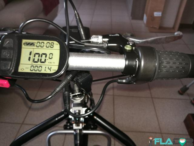 Vand Handbike electric NOU 12inch 36v 500w - 2/6