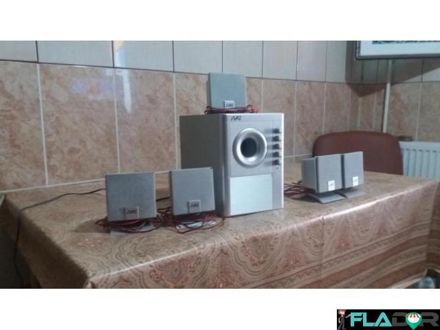 Vand-schimb Sistem audio 5+1 ART - 2/4