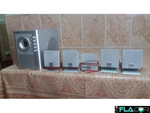 Vand-schimb Sistem audio 5+1 ART - 3/4