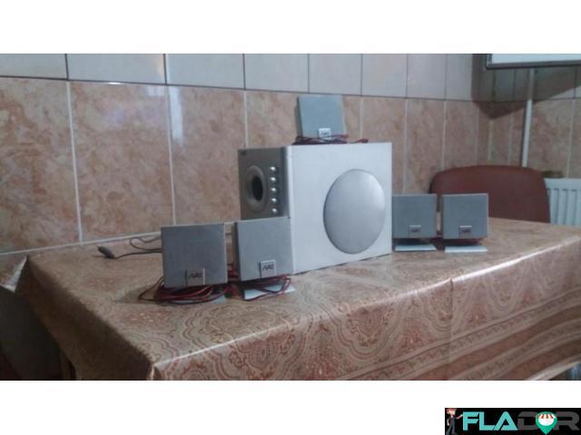 Vand-schimb Sistem audio 5+1 ART - 4/4