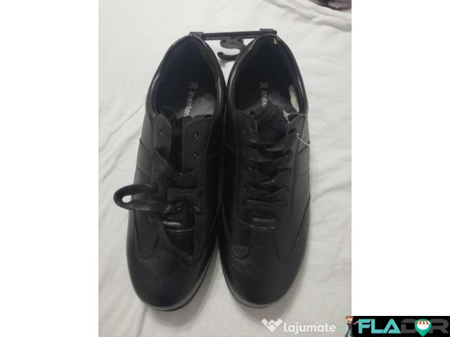 Pantofi Sport Dama Noi - 1/4