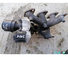 03F145701R 03F145701K Turbosuflanta Audi Seat Skoda VW 1.2 TSI / 1.2 TFSI - Imagine 4/6