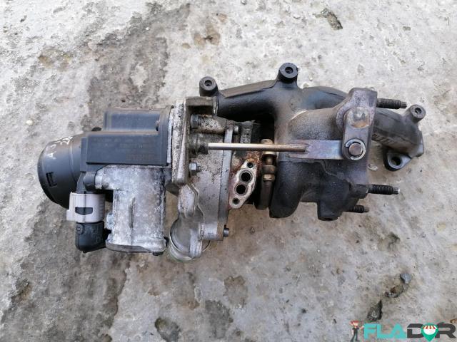 03F145701R 03F145701K Turbosuflanta Audi Seat Skoda VW 1.2 TSI / 1.2 TFSI - 5/6