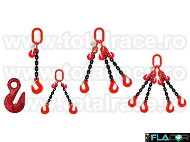 Dispozitive si lanturi de ridicare Total Race - 2/6