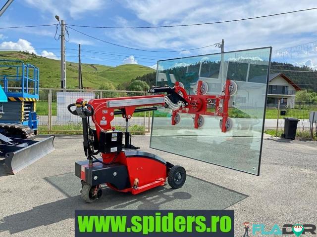 Robot instalare sticla - 3/4