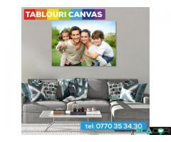 Decoreaza-ti camera cu tablouri canvas personalizate