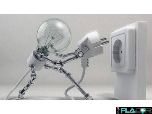 ELECTRICIAN AUTORIZAT! - 3/4