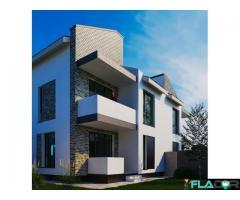 Vila cu 4 camere,curte proprie,stradal,zona de case,Berceni