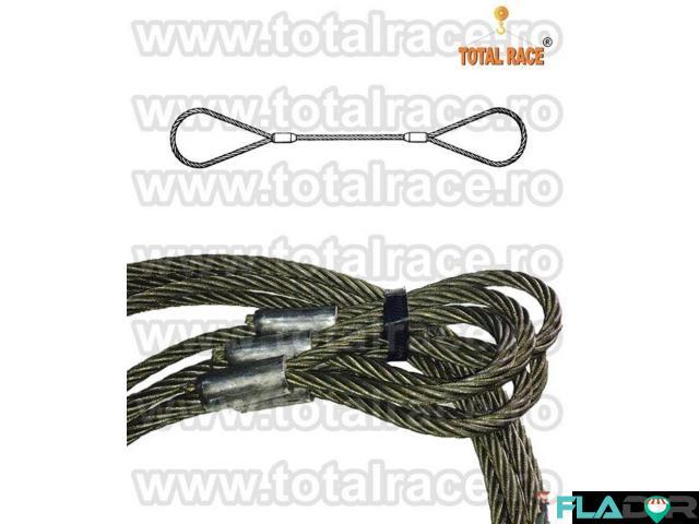 Cabluri de ridicare , sufe ridicare metalice - 2/4