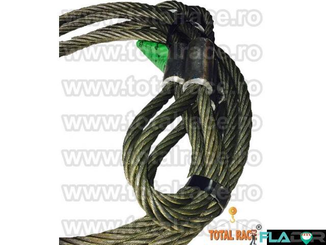 Cabluri de ridicare , sufe ridicare metalice - 3/4