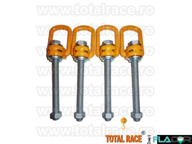 Ocheti rotativi , ocheti ridicare tija lunga Total Race - 4/4