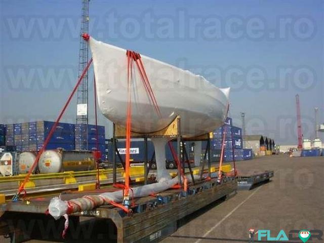 Banda ancorare pentru transport special Total Race - 2/5