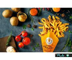 Cartofisserie angajeaza lucrrator Comercial,  full time