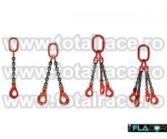 Dispozitive ridicare  lant cu 2 brate