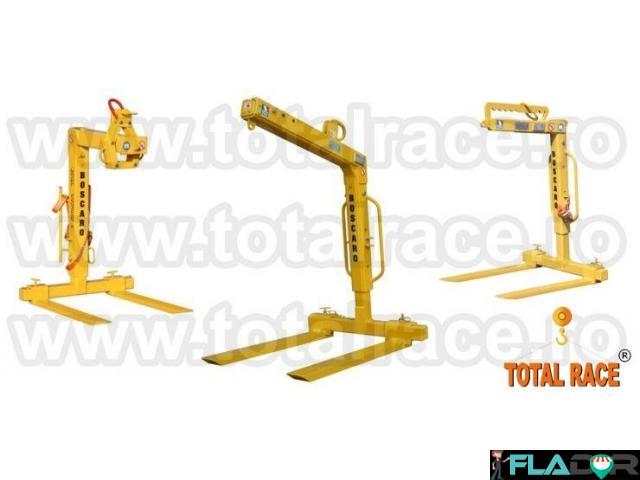 Dispozitive ridicare cu furci pentru macara cu lame de 1000 mm - 5/5